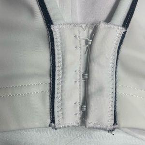 Lane Bryant Intimates & Sleepwear - Lane Bryant Livi Active White Sports Bra 42D
